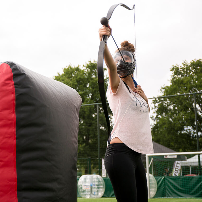 Archery Tag provincie Groningen
